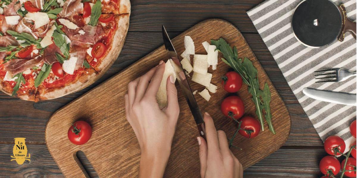 como hacer masa de pizza